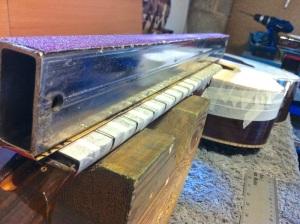 Bishop Auckland Guitar repairs