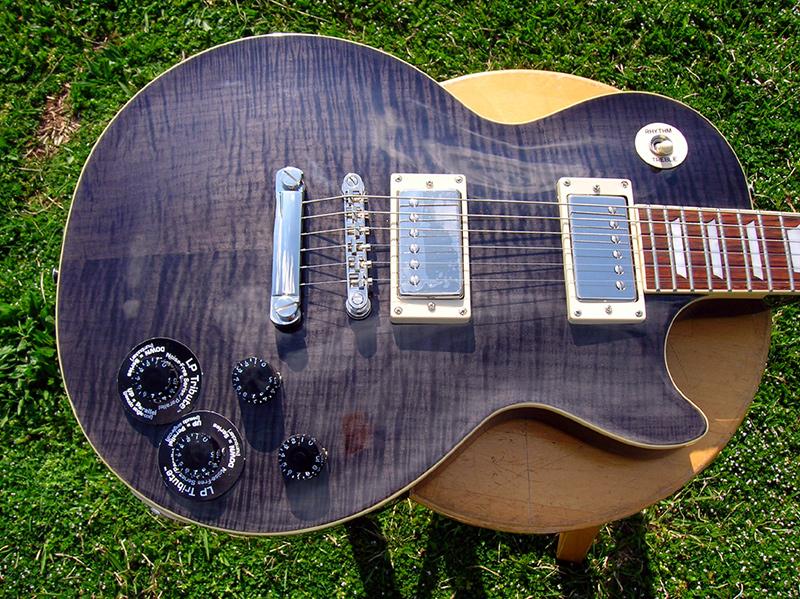 epiphone les paul 1960 tribute plus deluxe setup john wesley guitar repairs. Black Bedroom Furniture Sets. Home Design Ideas
