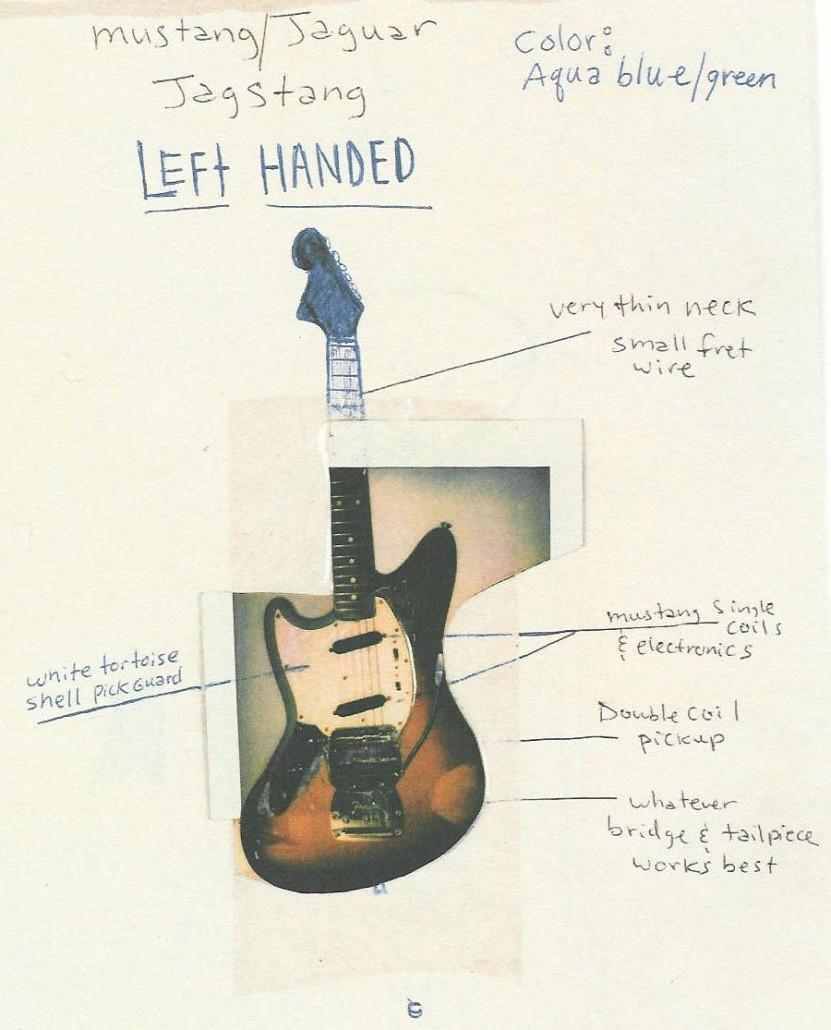 1995 Fender Japan Jagstang Fiesta Red Guitar Repairs North East